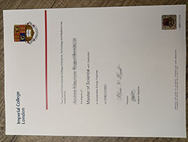 buy Imperial College London diploma
